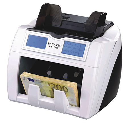 JFC - Banknote counter BT-7100